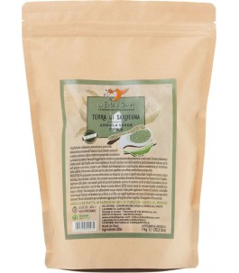 Green clay 1 Kg-the herbs of Janas | Yumibio