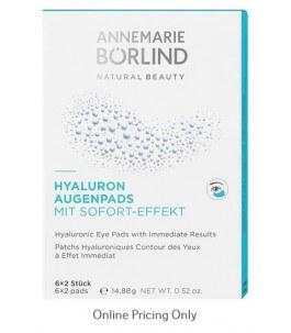 Patch hydratant pour les yeux 6 x 2-Annemarie Borlind | Yumibio