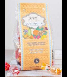 Cubifrutta in Sacchetto - Assortite - Caramelle Leone | Yumibio