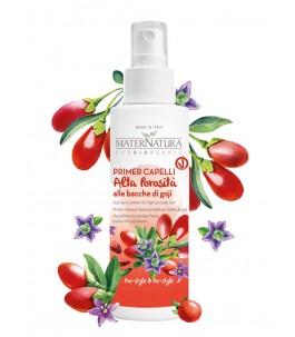High Porosity goji berry Hair Primer-Maternatura | Yumibio