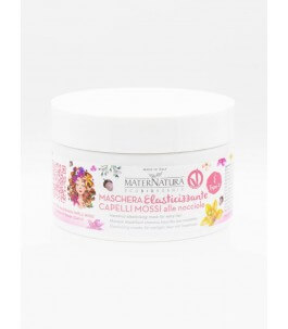 Hazelnut wavy hair stretch mask-Maternatura   Yumibio