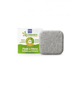 Ash solid hand dish detergent-tea Natura | Yumibio