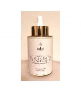Nigella Sativa et huile de fenugrec-Isha| Yumibio