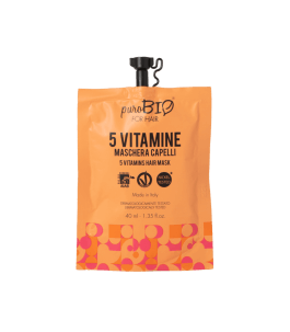 Mask with 5 vitamins-Purobio Cosmetics | Yumibio