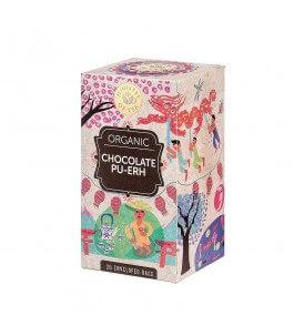 Chocolate black tea - Ministry of Tea | Yumibio