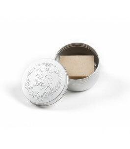 Gentle Exfoliating solid facial cleanser-Alkemilla | Yumibio