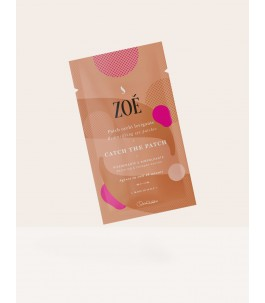 Catch the Patch-smoothing and Defaticating Eye Patch-Zoè Cosmetics | Yumibio