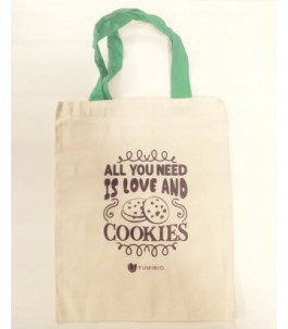 Shopper in Cotone - Cookies