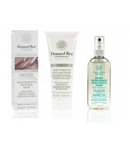 Dry and sanitized hands Gift Set - Yumibio