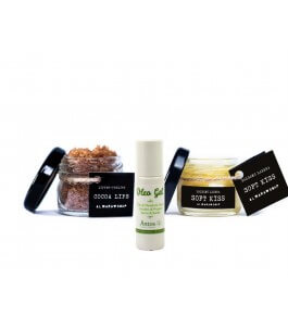 Dry and Chapped Lips Gift Set