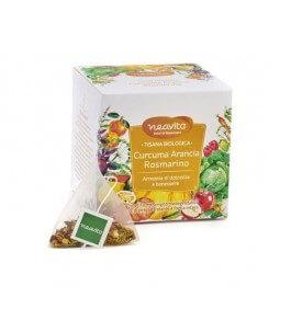 Filterscrigno-turmeric, orange and Rosemary-Neavita | Yumibio