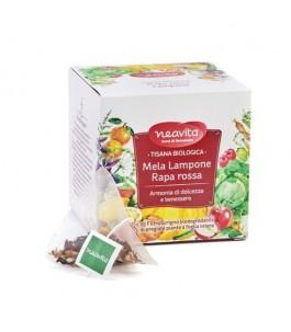 FiltroScrigno-apple, raspberry and Red Turnip-Neavita | Yumibio