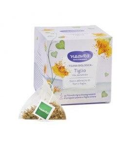 FiltroScrigno-Tilleul en fleurs et feuilles-Neavita | Yumibio