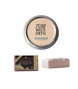 Starter Kit Zero Waste face-cleansing and nourishment