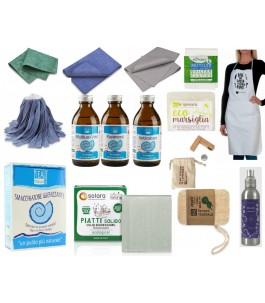 Kit complet Zero Waste Home...