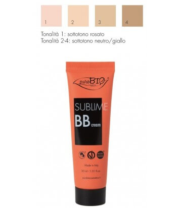 BB Cream Sublime - Tonalità 02