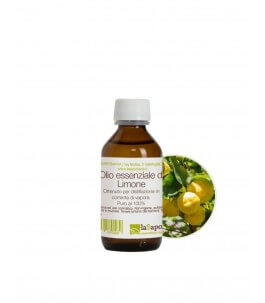 Lemon essential oil 100 ml