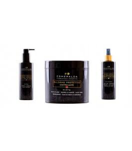 Esmeralda Protective Hair Routine-Esmeralda Cosmetics   Yumibio