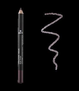 Aubergine Pearly Eye Pencil-Melenzana-April   Yumibio