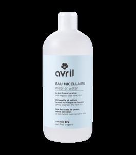 Acqua Micellare con Aloe Vera - Avril | Yumibio