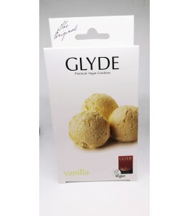 Preservativi Vegani Vaniglia - Glyde |Yumibio