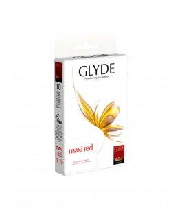 Preservativi Vegani Maxi Red - Glyde  Yumibio