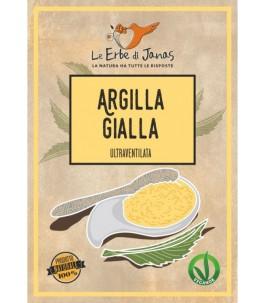 Argilla Gialla - Le erbe di Janas | Yumibio