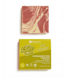 No Stress Detergente Viso Solido Lenitivo - La Saponaria   Yumibio