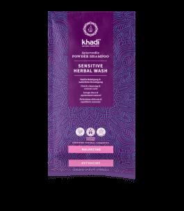Shampoo Ayurvedico in Polvere alle Erbe - Khadì | Yumibio