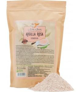 Argilla Rosa 1 Kg - Le erbe di Janas | Yumibio