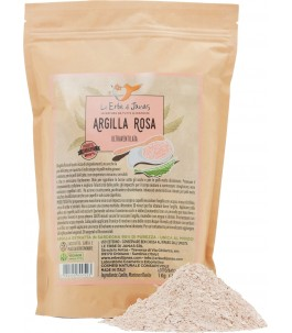 Pink Clay 1 Kg
