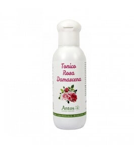 Face tonic to the Damask Rose