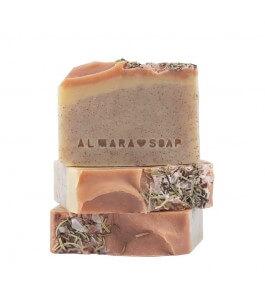 Sapone Artigianale Esfoliante - Peeling Walnut - Almara Soap | Yumibio