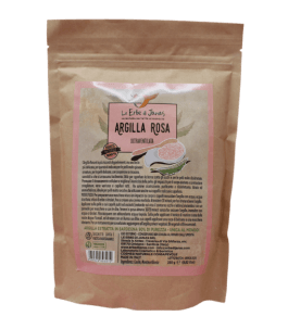 Argilla Rosa 250 gr - Le erbe di Janas | Yumibio
