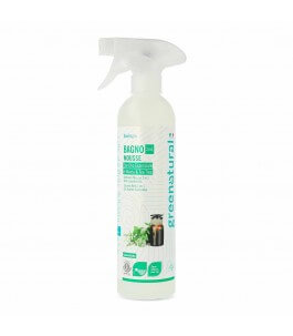 Mousse Bagno 2 in 1  - Green Natural | Yumibio