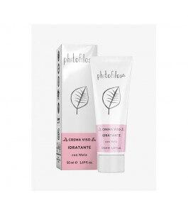 Crema viso idratante con Mela - Phitofilos | YumiBio
