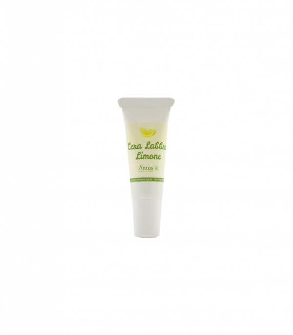 Lemon Lip Wax-Antos   Yumibio