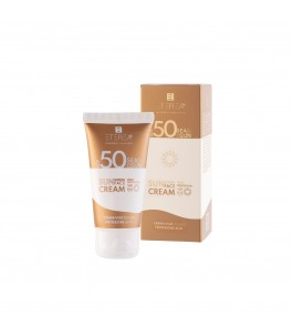 Sea & Sun - Face Cream Spf50