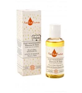 Mum and Baby Massage Oil