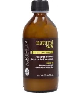 Natural oil Monoi