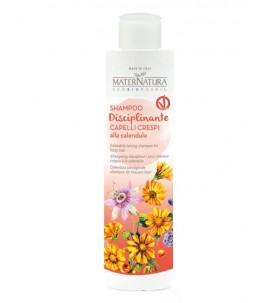 Shampoo bio per Capelli Crespi alla Calendula - Maternatura   Yumi Bio
