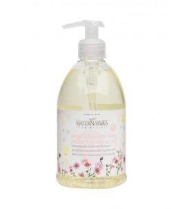 Bagno & Shampoo Delicato ai Fiori di Lino - Maternatura   Yumibio
