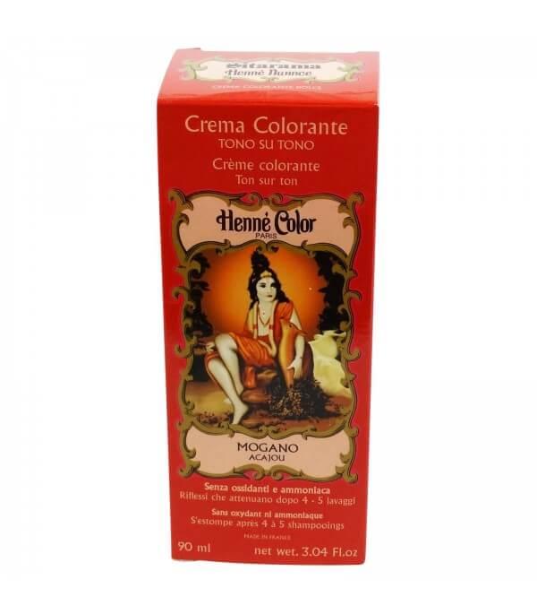 Henne in Crema Rosso Mogano