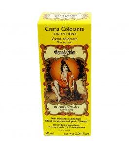 Henné Crème Blond Doré