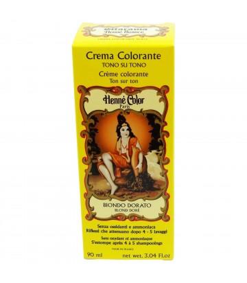 Henne in Crema Biondo Dorato