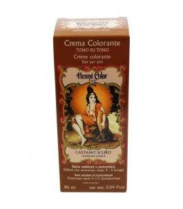 Henne in Crema Castano Scuro