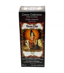 Henna Cream Black