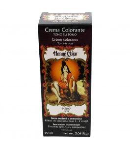 Henne in Crema Nero