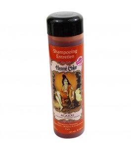 Shampooing-Mettre En Évidence Le Henné Acajou Rouge