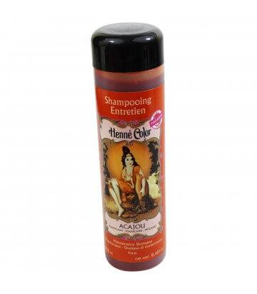 Shampoo Riflessante all'Hennè Rosso Mogano